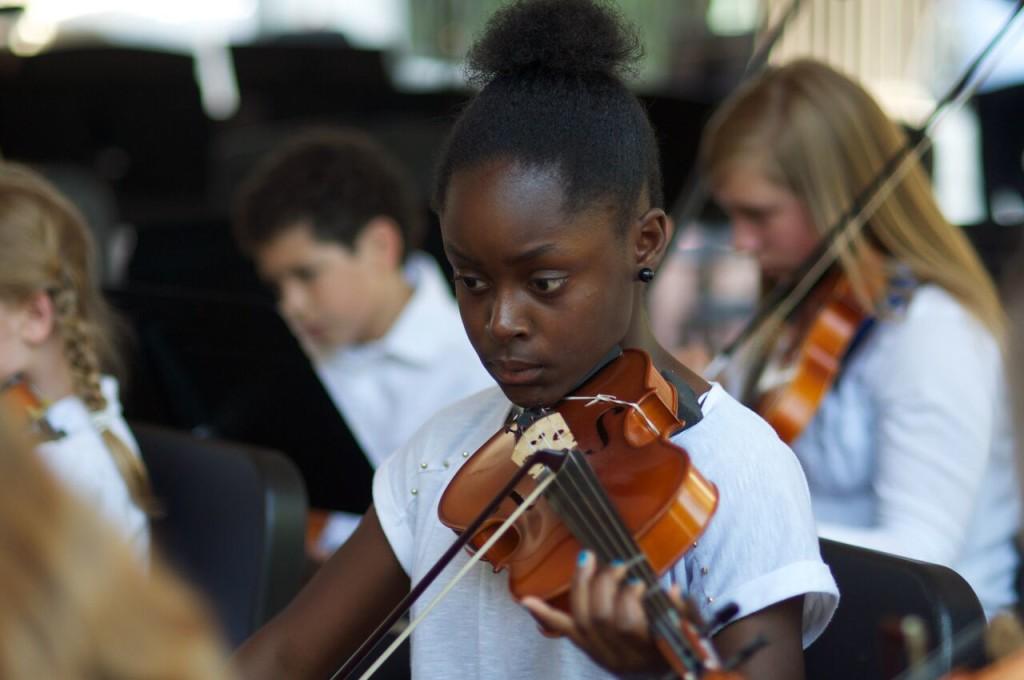 Union Symphony Youth Student