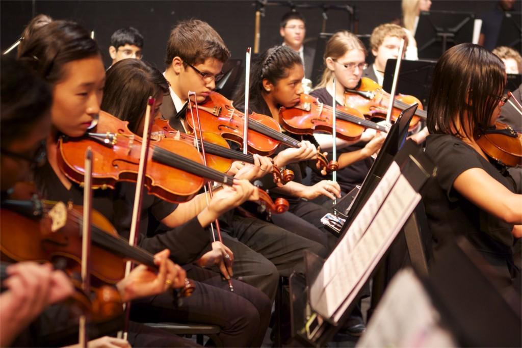 USYO Musicians - Strings